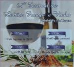 Turismo gastronômico: Em Santa Tereza, acontece o 28º Festival do Leitão Frango e Vinho
