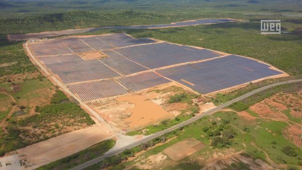 Energia solar em Malta, na Paraíba