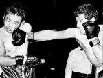 Eder Jofre, em 18 de novembro de 1960, campeão mundial de boxe