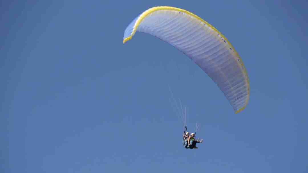 Vuela en Parapente biplaza | Parapente Cadiz reserva vuelo en parapente Reserva 58