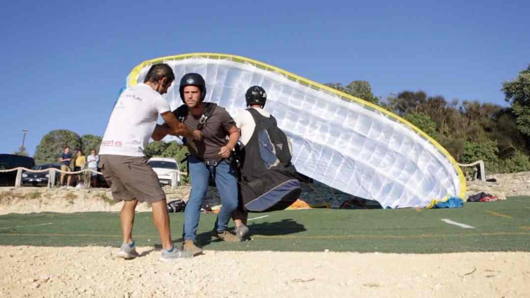 Vuelo en parapente | Parapente Cadiz | Parapente Vejer reserva vuelo en parapente Reserva 79