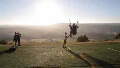 Vuelo en parapente | Parapente Cadiz | Parapente Vejer volar en parapente Galeria 87