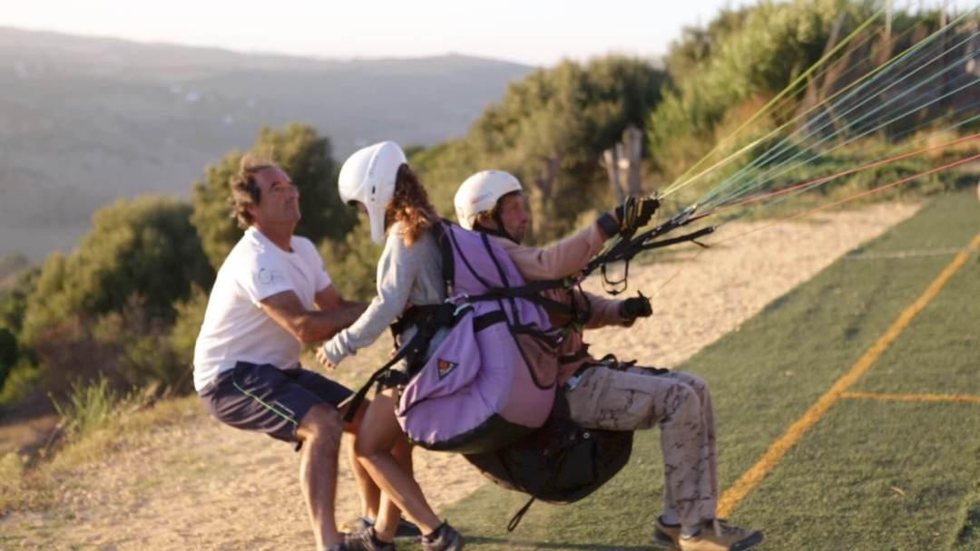 Vuelo en parapente | Parapente Cadiz | Parapente Vejer reserva vuelo en parapente Reserva 96