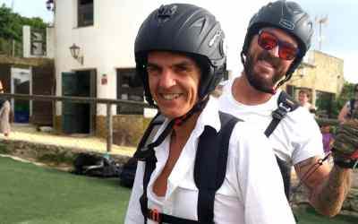 El Verano se va Volando en Cadiz volar en parapente cadiz Volar en Parapente en Cadiz CabeceraPost