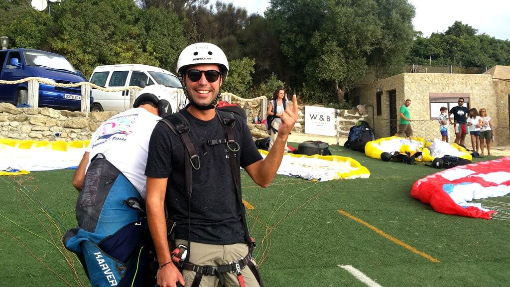 Vuelo en Parapente en Cadiz | Parapente Vejer parapente vejer El Verano se va Volando en Cadiz ParapenteVejer Post1 3