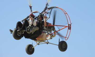 Biplaza Paramotor - Sanlucar de Barrameda parapente Qué puedes esperar… si quieres volar en parapente BiplazaMotor 6