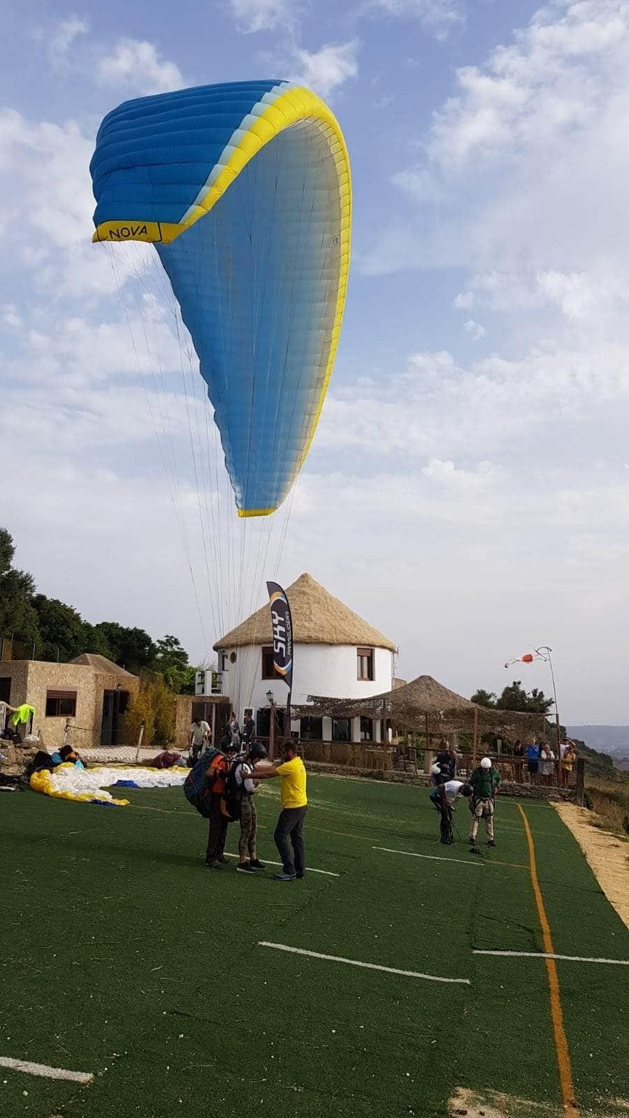 Volar en Parapente Cadiz parapente vejer Re-Animandonos… a volar en Parapente Vejer IMG 20190712 WA0022