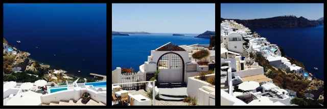 Ioa Thira Santorini Greece