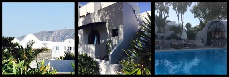 Ifestos Villa Thera Santorini Greece
