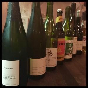 Wine pairing. Noma. Copenhagen. Denmark