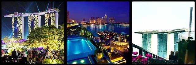 Marina Bay. Singapore