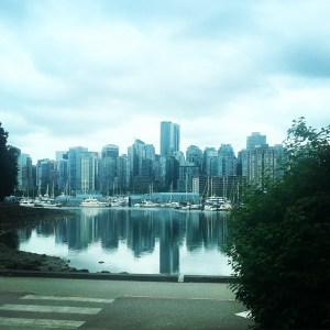 Stanley Park. Vancouver. BC. Canada.