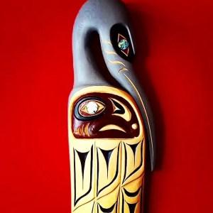 Salmon 'n' Bannock Bistro. Vancouver. Canada.
