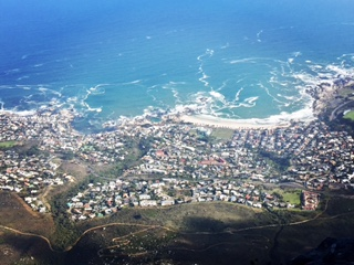 Capetown. South Africa.