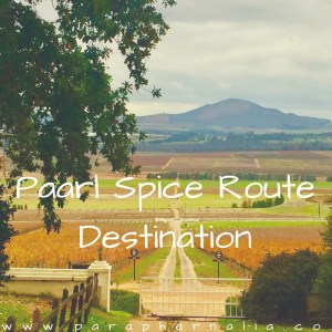 Spice Route. Paarl. South Africa.