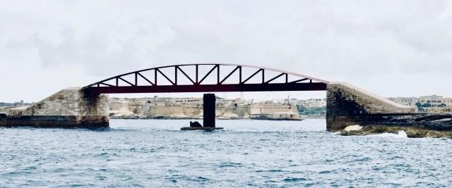 From Sliema. Valletta. Malta.