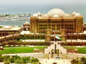Abu Dhabi. UAE.