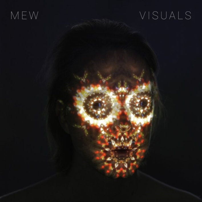 "Sampul album Mew - ""Visuals"""