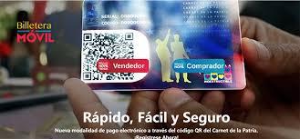 Billetera móvil gob ve registro