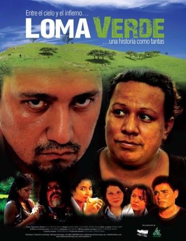 Afiche Loma Verde
