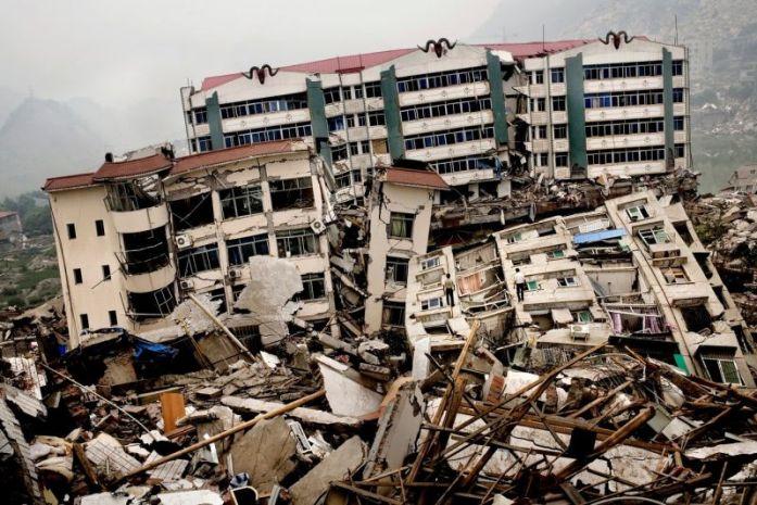 gempa bumi resonansi bunyi