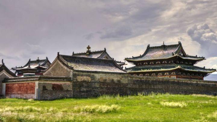 Mongolia negara terluas di dunia