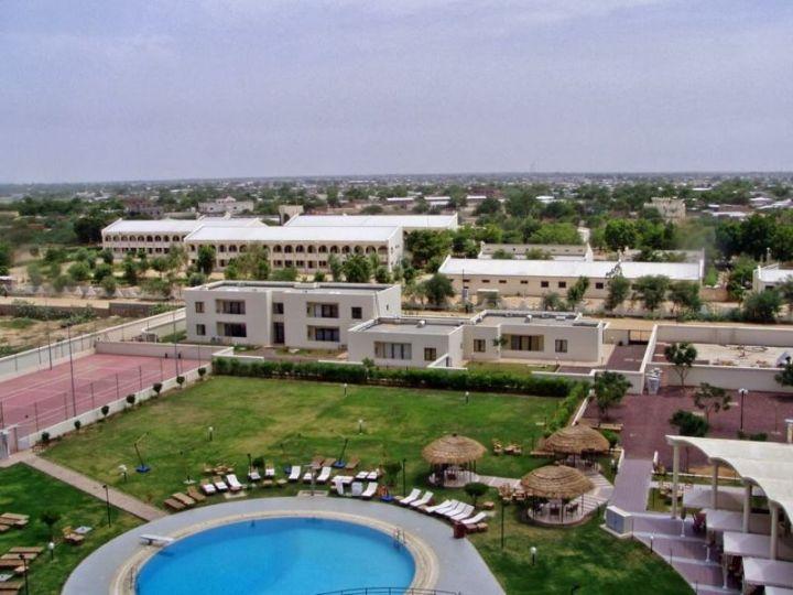 N-Djamena negara cahad