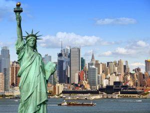 Patung Liberty negara paling luas di dunia