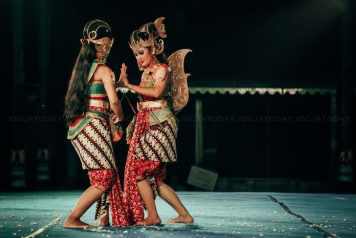 ari Beksan Srikandi Suradewati, Tarian khas Daerah Yogyakarta