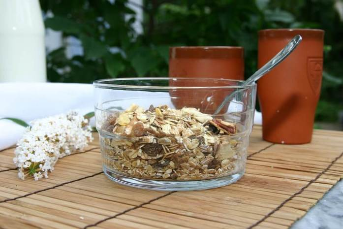 oatmeal dieT Makanan untuk mengecilkan perut buncit
