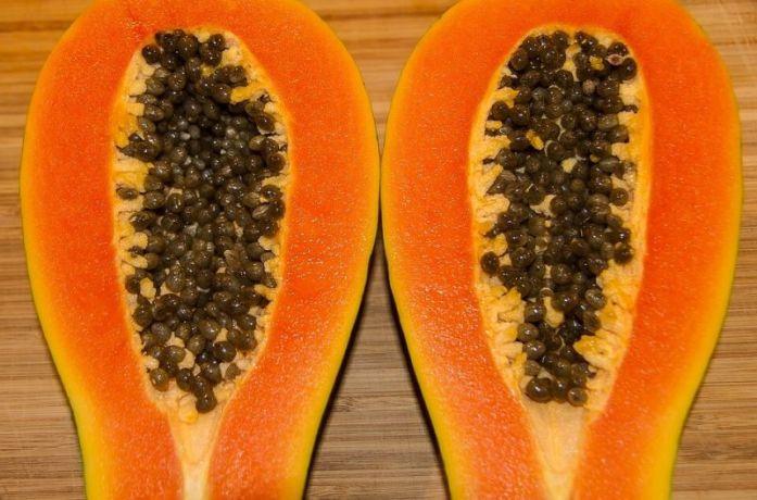 kates pepaya sangsile diet Makanan untuk mengecilkan perut buncit