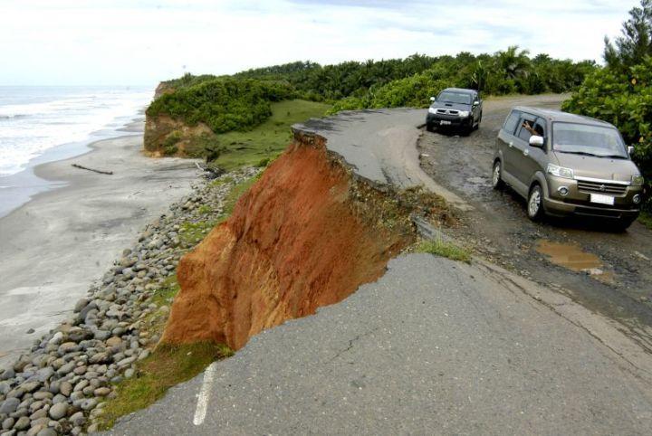 Bencana alam Abrasi