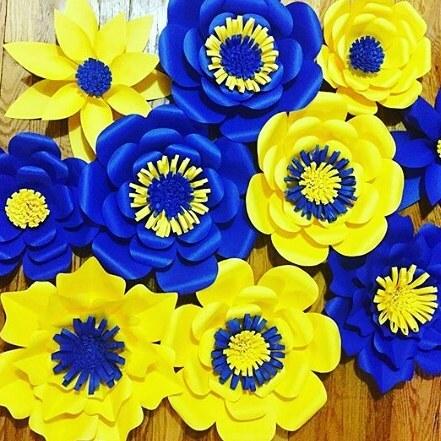 Jual Bunga Kertas