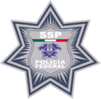 Policía Federal en Mexico