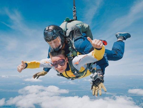 Ограничения по возрасту - Прыжки с парашютом в Киеве на аэродроме Бородянка - ПАРА-СКУФ