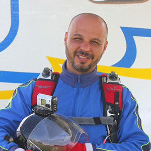 AFF инструктор Ярослав Гладуш
