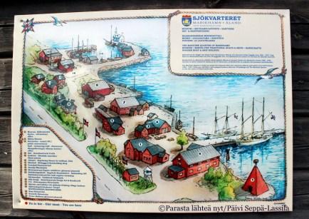 Merikortteli, Sjökvarteret, on mielenkiintoinen tutustumiskohde.