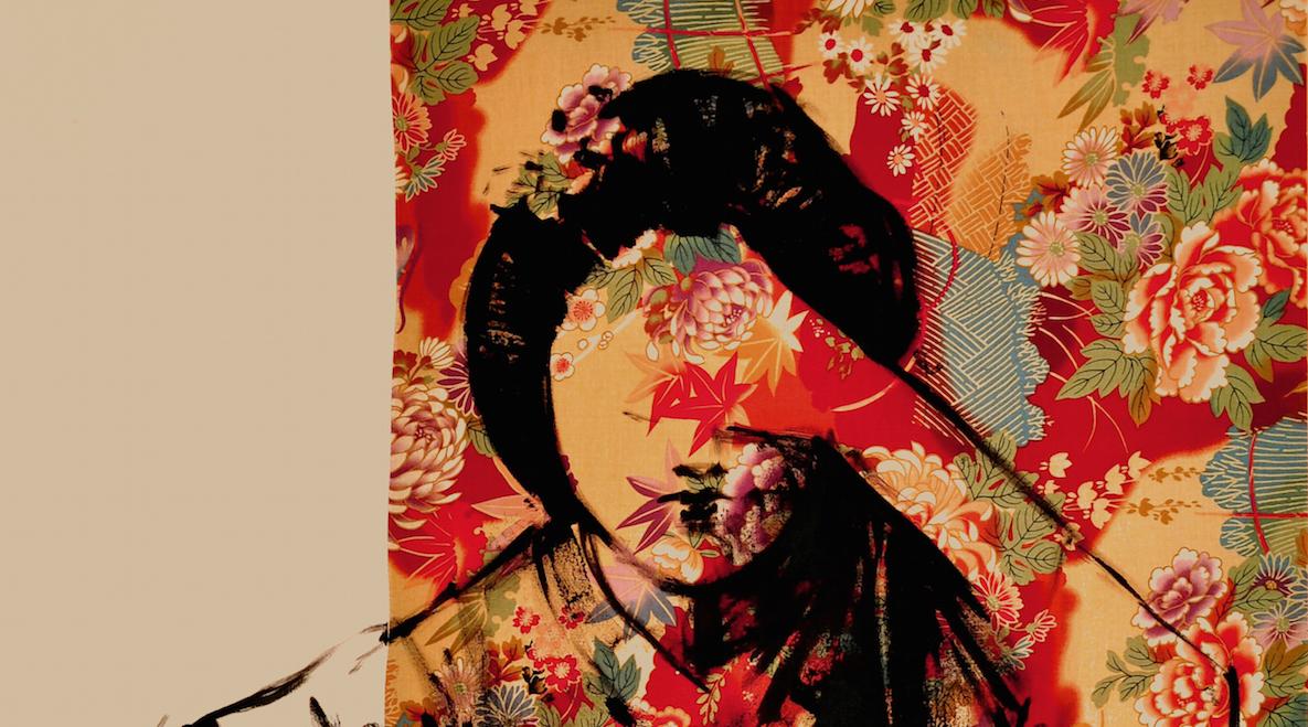 1 R.M. Senza Titolo -Geisha con shamisen (1)
