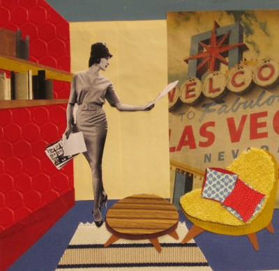 Welcome to Las Vegas 25x25