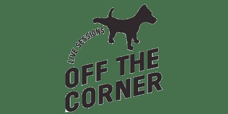 off the corner