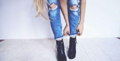 como combinar zapatos