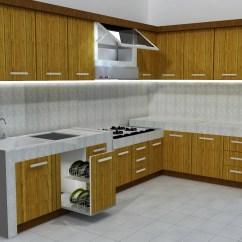 Full Kitchen Set Interior Design 20 Minimalist 2014 Home Murah Minimalis