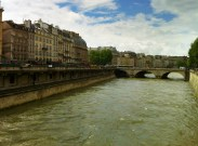 From the Pont Saint-Michel