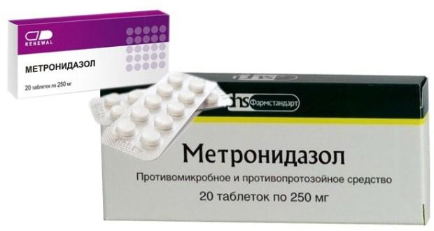 Метронидазол – применение в гинекологии: свойства и инструкции