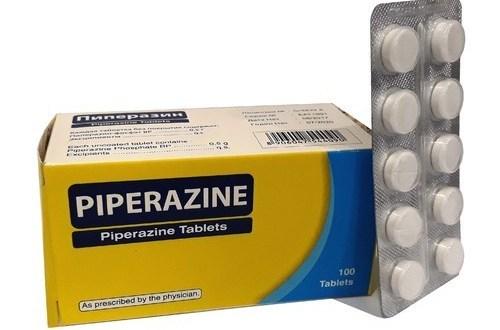 Пиперазин – инструкция по применению, показания и дозировка