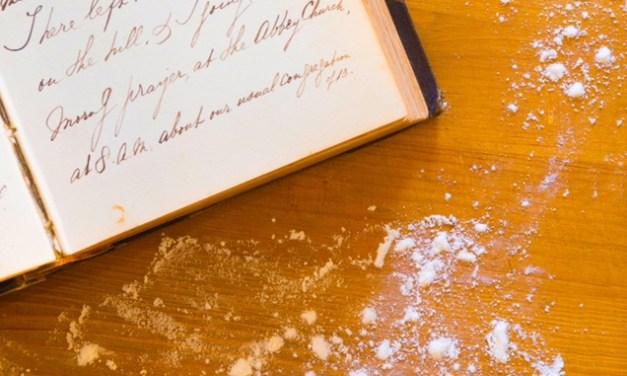 Recipes and readings from fiction