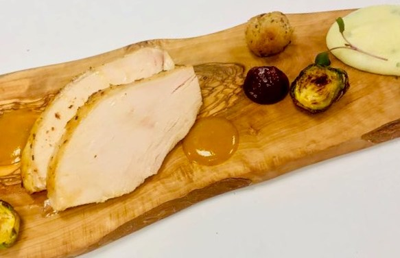 Louisa May Alcott Post 3: Thanksgiving feast