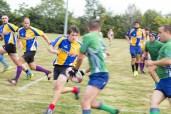 Match de rugby en 2014