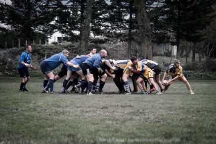 melée rugby Montjean
