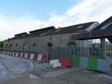 "Bâtiment de ""La Forge"" côté rue Bernard Buffet"